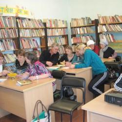 Выездные курсы по теме «Технология и организация социального обслуживания граждан пожилого возраста» КЦСОН п.Кутулик