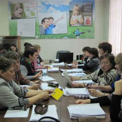 Выездные курсы по теме «Технология и организация социального обслуживания граждан пожилого возраста» КЦСОН Нижнеудинска и Нижнеудинского района