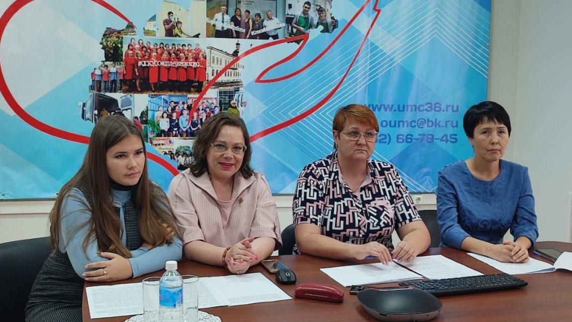 В Иркутской области впервые был проведен Иркутский областной форум добровольцев в сфере социального обслуживания
